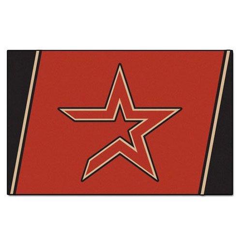Houston Floor Astros Rug - MLB - Houston Astros 4 x 6 Rug