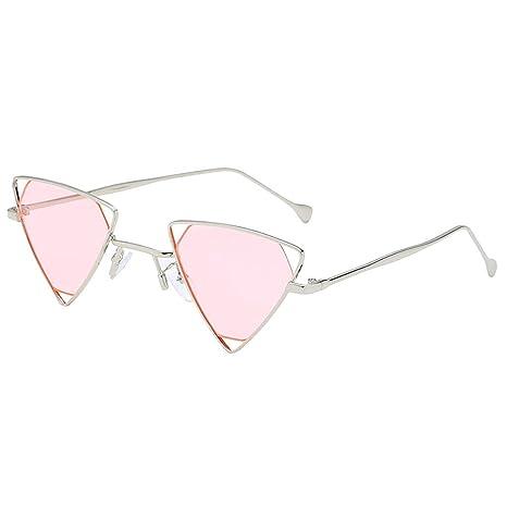 BBestseller Forma irregular Gafas de Sol Hombre Mujer Protección Gafas de Sol Polarizadas Vasos planos Eyewear