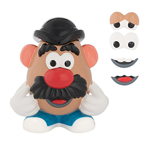 - Vandor 56041 Mr. Potato Head Limited Edition Sculpted Ceramic Cookie Jar