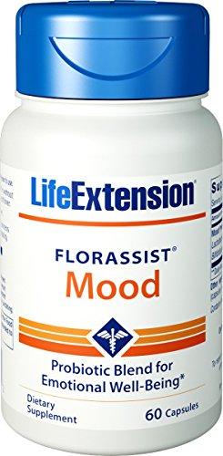 Mood Assist - FLORASSIST Mood 60 Capsules-Pack-3