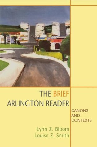 The Brief Arlington Reader: Canons and Contexts