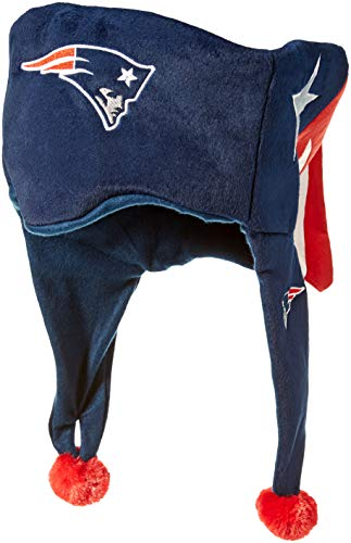 NFL New England Patriots 2012 2nd Version Mascot Short Thematic Hat, Blue