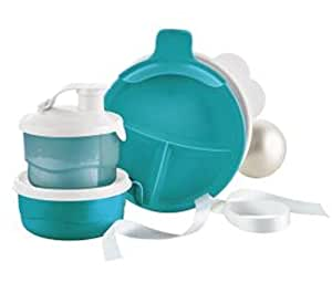Amazon Com Tupperware Baby Stages Feeding Set In