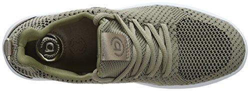Marrone Metallics on taupe Sneaker 422407636959 1490 Slip Bugatti Donna x7ROqXnw0F