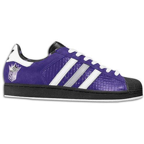 Re Adidas Mens Nba Superstar (sz. 17.0, Re)