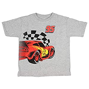 Cars 95 Lightning McQueen Boys T-Shirt