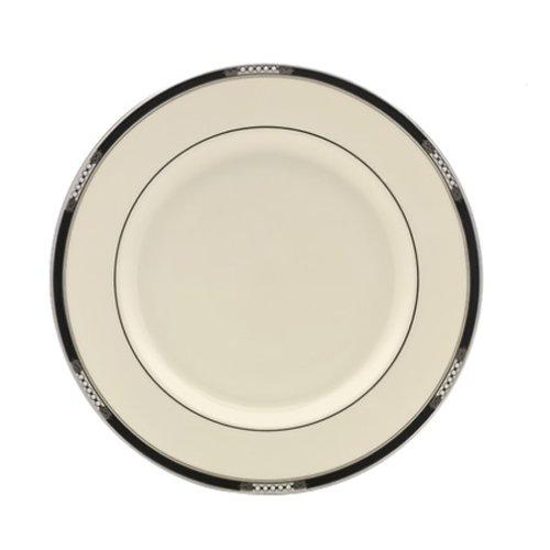Lenox Hancock Platinum Ivory China Dinner Plate