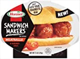 Hormel Sandwich Makers Meatballs in Marinara Sauce 7.5 oz (Pack of 7)