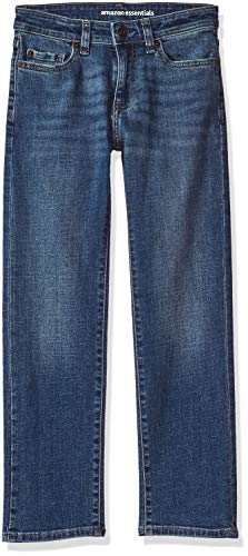Amazon Essentials Boys Straight-Fit Jeans
