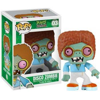 Funko Pop Plants vs Zombies: Disco Zombie (Plants Vs Zombies Disco)
