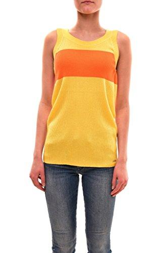 - Diesel Women's Sleeveless M-Retro Maglia Top Multi Size XS