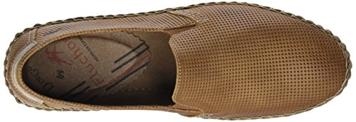 Fluchos Uomo Mocassini Brown Marrone Bahamas 76w7Prq