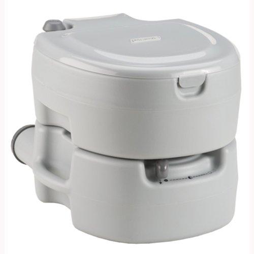 Coleman Large Flush Toilet (Coleman Portable Toilet)