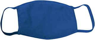 product image for Bayside Face Mask- 3 Ply Cloth Mask- Made in USA- Washable & Reusable- 14 Colors- Pack of 25