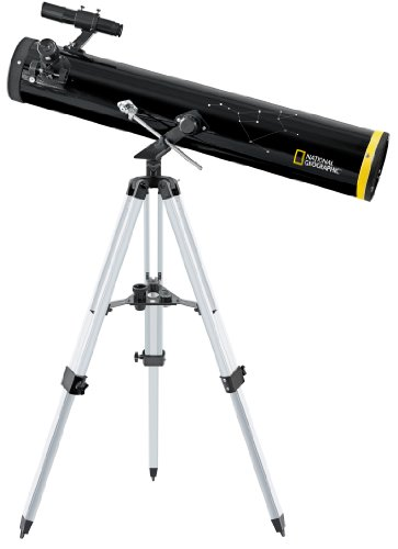National Geographic Newtonian Telescope 114/900 AZ with tripod
