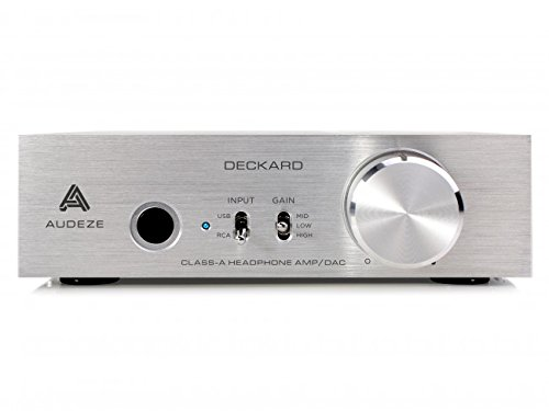 Audeze Deckard Headphone Amplifier / DAC / Preamplifier