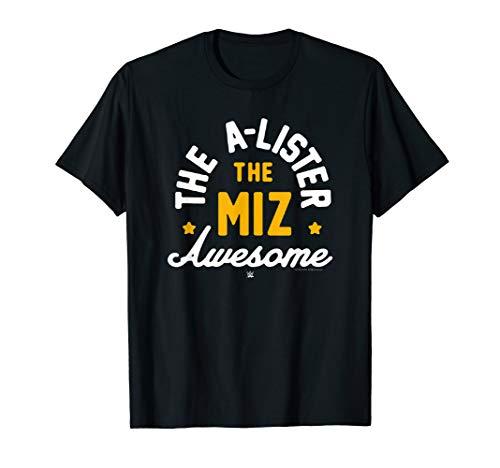 - WWE The Miz The A-Lister T-Shirt