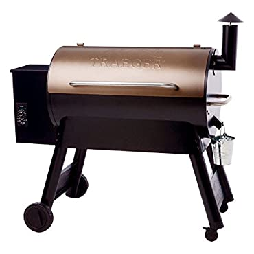 Traeger Pro Series 34 Grill (Bronze)