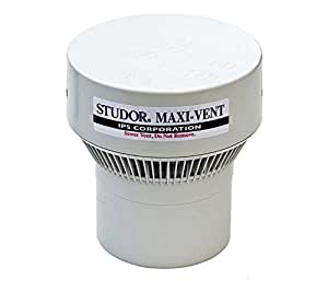 Studor 20302 Maxi-Vent 3-Inch to 4-Inch Air Admittance Valve