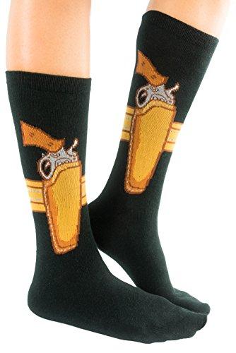 Packin Feet - The Gun Holster Socks