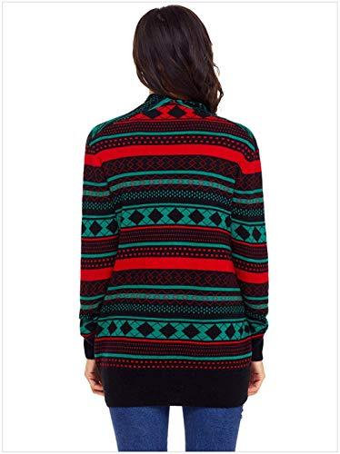 Printemps Automne Laisla Cardigan fashion El Femme gwqgOP1Ztr