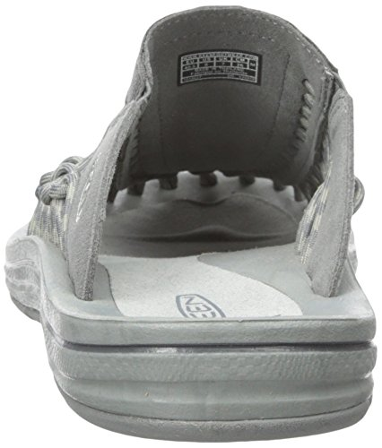 Angelägna Mens Uneek Slide-m Sandal Gargoyle / Neutral Grå
