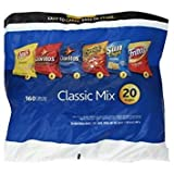 Frito-Lay Chips Multipack, 20 Count (Pack of 2)