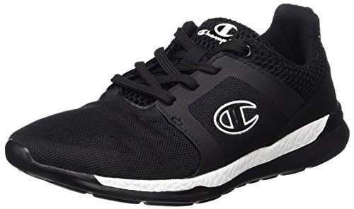 Ion Scarpe Cut Donna Indoor Sportive Nero Shoe Champion Nbk Low twRIvv