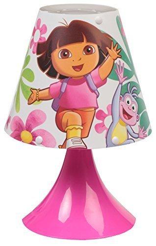 Dora the Explorer Bedside Lamp Table Lamp ()