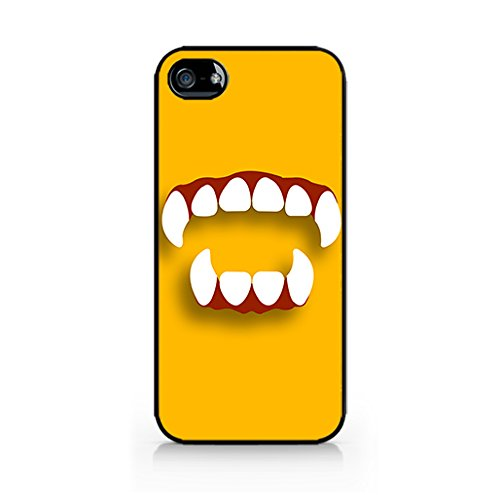 Halloween costumes style, Halloween Ideas for iPhone Case - Creepy Mouth Case Design - Cool Design Iphone Case - Hard Plastic case for iPhone 6 ()