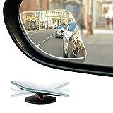 Best Blind Spot Mirrors - Dependable Direct HD Frameless Blind Spot Mirror Review