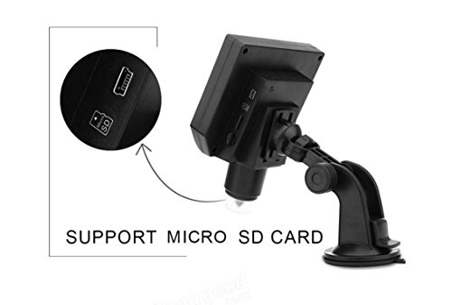 Mustool G600 Digital Portable 1-600X 3.6MP Microscope Continuous Magnifier with 4.3inch HD LCD Display by Mustool® (Image #2)