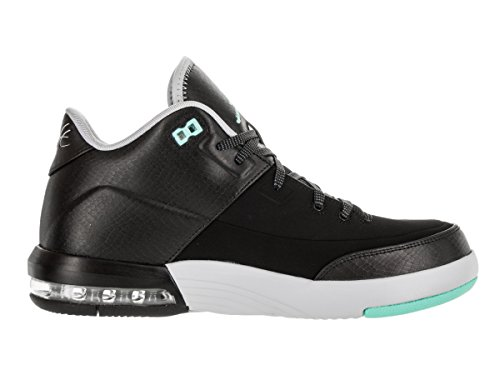 Nike Jordan Menns Jordan Flight Opprinnelse 3 Svart / Hyper Turq / Hvit Basketball Sko 11,5 Mennene Oss