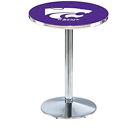 Holland Bar Stool L214C Kansas State University Officially Licensed Pub Table, 28