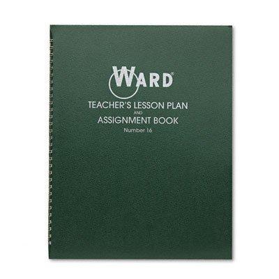 HUB16 - Ward Lesson Plan Book