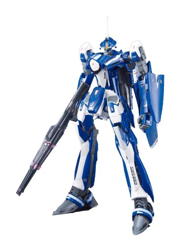 Macross Bandai Transformable Model Kit 1/72 Scale VF-25G Messiah Valkyrie Michael (Macross Valkyrie Collection)