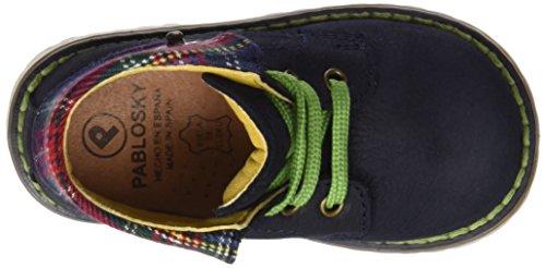 Pablosky 098227 - Zapatillas para niños, color azul, talla 24