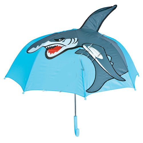 Shark Rain Animal Child Rain Umbrella for Kids 26 - Mako Shop The Children's
