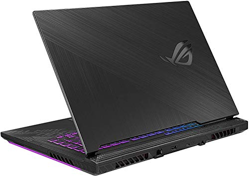 """CUK ROG Strix G15 by ASUS Gaming Notebook (Intel Core i7, NVIDIA GeForce RTX 2070 8GB, 32GB RAM, 2TB NVMe SSD, 15.6"""" FHD 240Hz 3ms, Windows 10 Home) 15 Inch Gamer Laptop Computer"""