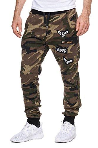 de survêtement Camouflage Hommes Cabine Fitness Sportshorts Army Pantalons Sweatpants Army Ladies Fqn7qTEO