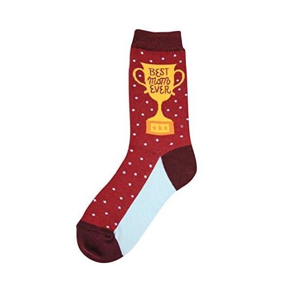 Foot Traffic, Women'S Girl Power Novelty Socks, Fits Women'S Shoe Sizes 4-10 -