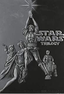 Star Wars Trilogy Collection (A New Hope/The Empire Strikes Back/Return of