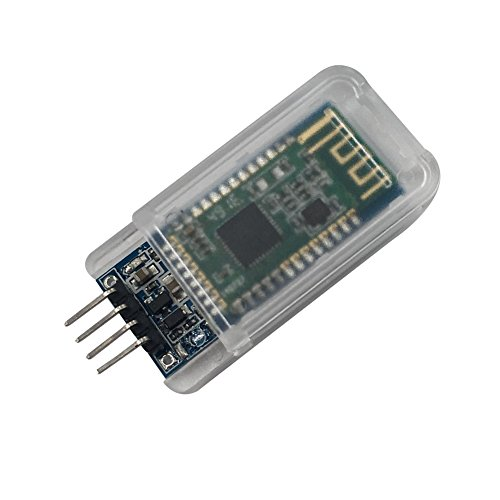 DSD TECH Bluetooth 4.0 BLE Slave UART Serial Module Compatible with iOS Device iPhone and iPad for Arduino
