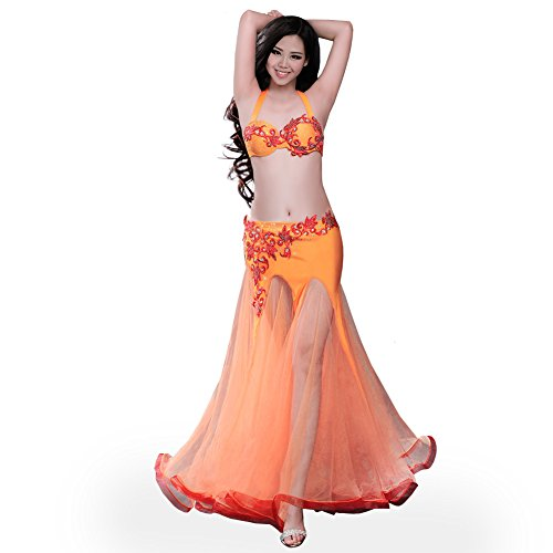 ROYAL SMEELA Belly dance Costume Set Professional Dress S...