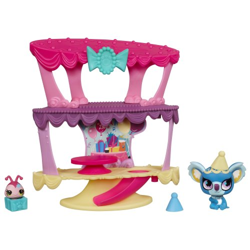 Littlest Pet Shop Sweetest Party Cake Clubhouse (Littlest Pet Shop Cake)
