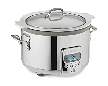 Kitchenaid SD710D51 4 Quart Slow Cooker