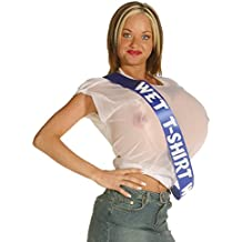 Wet T-Shirt Costume - Standard - Dress Size 6-12