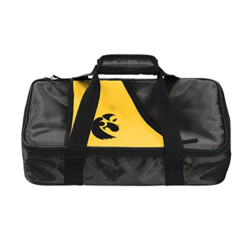 NCAA Iowa Casserole Caddy, One Size, Multicolor by Logo Brands