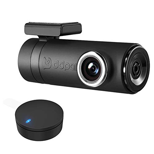 Dash Cam, ddpai Mini2P FHD 1440P Wi-Fi Car Dash Camera with F1.8 Zero Distortion Lens, 330° View Dashboard Camera Recorder with Night Version, G-Sensor, Parking Mode, WDR