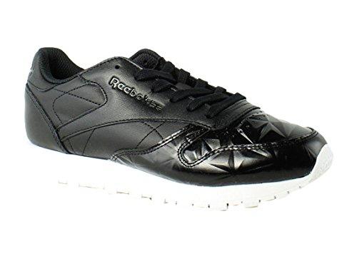 Reebok Womens BD4887 Black Running, Cross Training Shoes Size 5.5 New